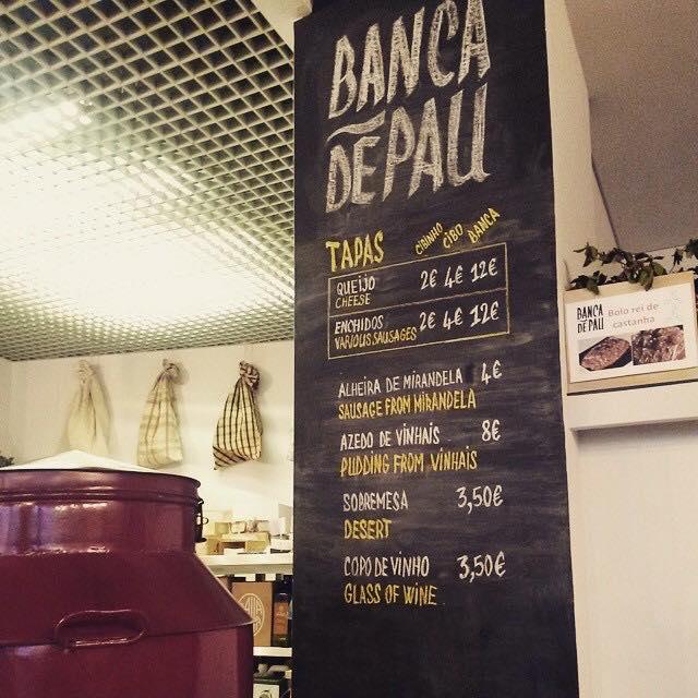 (photo courtesy of Banca de Pau)